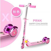 2016 crianças scooter com cor-de-rosa (bx-3m005)