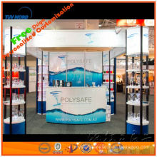 3x3 hotest tradeshow stands, expo stand