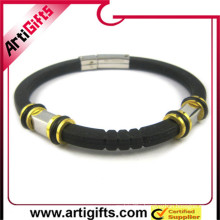 New product custom christmas titanium stainless steel bracelet