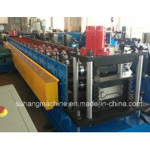 Lange Lebensdauer große Gauge Stahl M Purlin Profil Roll Formmaschine
