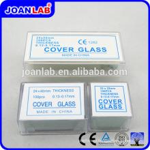 Джоан лабораторный микроскоп, покровное стекло