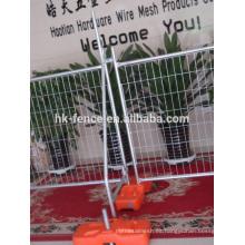 Paneles de valla de patrulla perimetral de venta caliente