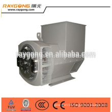 80kw alternator 100kva brushless generator