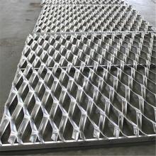 Алюминиевая расширенная металлическая сетка ненесущей стены