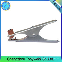 300A Italy OK type tig ground clamp earth clamp