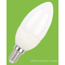 5W E14 C37 Candle Bulb with Ce