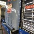 LBW2500PC Automatic Argon Gas Filling IGU Line