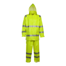 Куртка с капюшоном мужская Hivis Rainwear