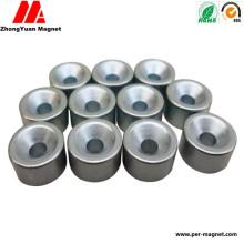 Конкурентоспособный неодимовый магнит цилиндра NdFeB с зенковкой