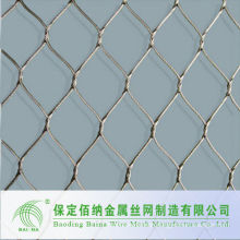 2015 alibaba china manufacture wire mesh cable tray/stainless steel wire rope mesh net