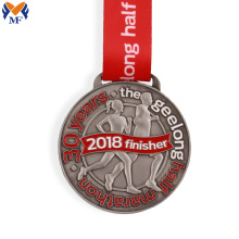 Best run races with finisher medals