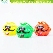 Parpadeo Sonido Iluminado Spiky Puffer Ball Pumpkin Toys