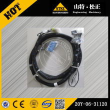 Komatsu excavator spare parts komatsu PC200-7 wiring harness 20Y-06-31120