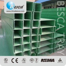 FRP Fiberglass/Stainless Steel 304 316/Aluminum/Galvanized Cable Trunking Duct UL standard