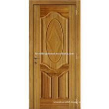 Hollow Core Oak Veneer Nice Design Natural Lacquer Molded Door