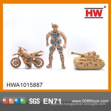2015 crianças de boa qualidade brinquedo soldado plástico conjunto