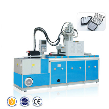 Slide Table Injection Molding Machine for Air Filters