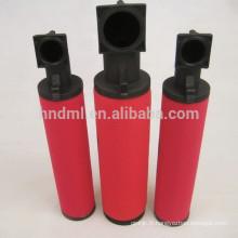 Élément filtrant de canalisation d'alimentation 88343371 pour compresseur d'air, cartouches filtrantes pour conduit 88343371, insert de filtre à air de compresseur