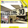 High resolution digital printing banner, poster banner, mesh banner