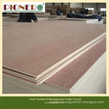 High/ Middle/ Low Quality Commercial Plywood for Furniture decoration Packing
