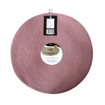 Custom Fashion Round Woven Placemat