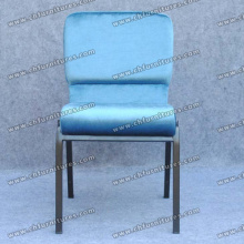 Blue Church Chair with High Quality (YC-G37-04)