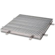 Exquisite Workmanship Customized Steel Grid Plate Sidewalk Drainage Grating Cover Plate Drainage Grill