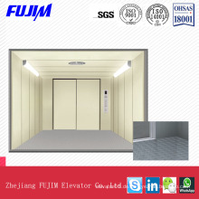 Hairlinestainless Steel Freight Elevator mit Vvvf