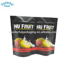Saco de empacotamento dos frutos secos / plactic pouh bag / embalagem plástica do alimento de petisco