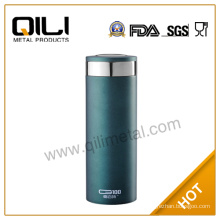 2014 new type stainless steel blue new style 18 8 high grade stainless steel vacuum flask