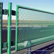 cheap PVC coated Expanded Metal Fence manufacturer(factory)
