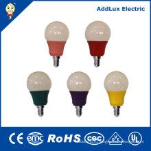 Ул кул ФКС-Сид RoHS 120 в 3 Вт e26 Лампа E27 красочный светодиодные лампы