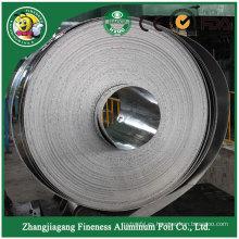 Rollos Jumbo profesionales de papel de aluminio en relieve