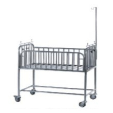 SS Trolley for Baby (acier inoxydable entier)