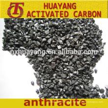 Kohlenstoffadditiv 95% FC Qualitativ hochwertiger kalzinierter Anthrazit Preis