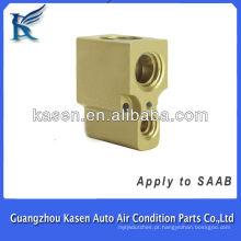 Válvula de expansão de compressor de ar condicionado para SAAB