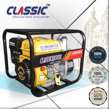 CLASSIC (CHINA) Pompe à essence à essence haute de 1,5 pouce, pompe à eau à essence 5.5 ch, petit moteur à pompe légère 168f
