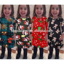 2017 Noël Fille Robe De Soirée Enfants Robes Robes Designs Nouveau Modèle Fille Robe