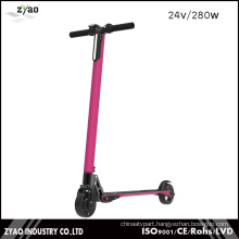 Carbon Electric Scooter The Lightest Ecooter with Ce