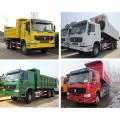 HOWO 6X4 Basculante 336HP Euro II Emission Dumper (ZZ3257N3447A1 / NOWA)
