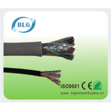 Cable de teléfono torcido al por mayor con alta calidad