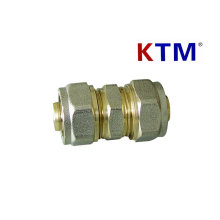 Brass Pipe Fitting of Equal Straight Connector