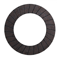 Clutch Facing With High Friction Rate