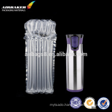 Hot selling promotional inflatable sheet filling packaging air bag for cups
