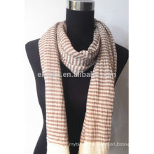 100% Cotton Yarn Dyed Scarf