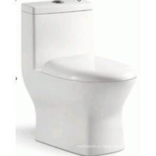 Санитарно-гигиеническая мебель для ванной комнаты Привлекательный дизайн Сифонический туалет (6209)