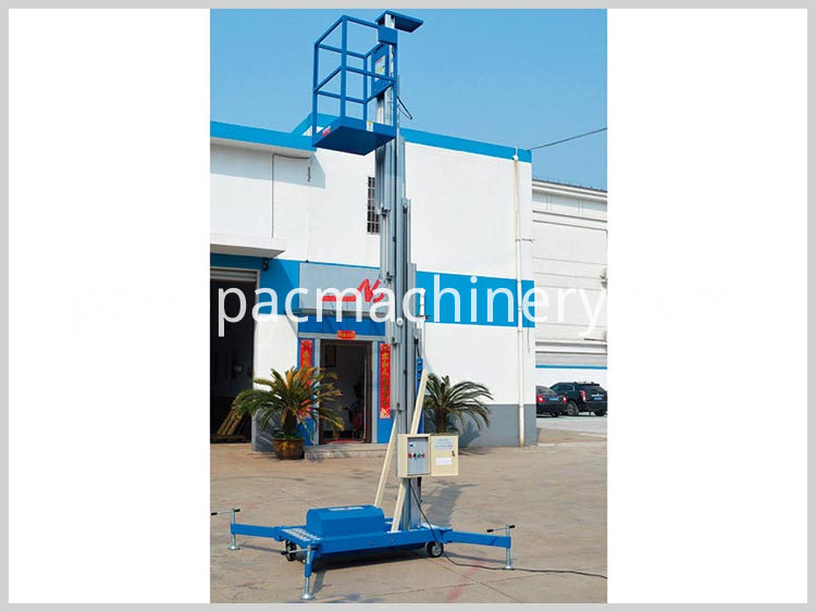 Electric Aluminum Ladder