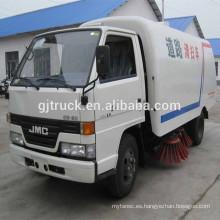 Precio de buena calidad china 2017 de camión barredor de carretera