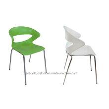 Stapel-Stuhl des speziellen Entwurfs-Plastiks für Büro