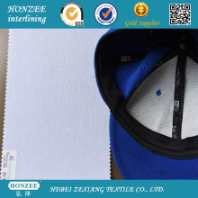Woven Fusible Interlining for Cap